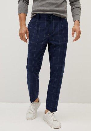 NOLAN7-I - Trousers - dunkles marineblau