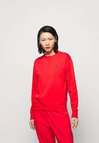 Polo Ralph Lauren - Sweatshirt - bright hibiscus - 0
