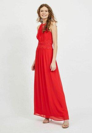 VIMILINA - Festklänning - mars red