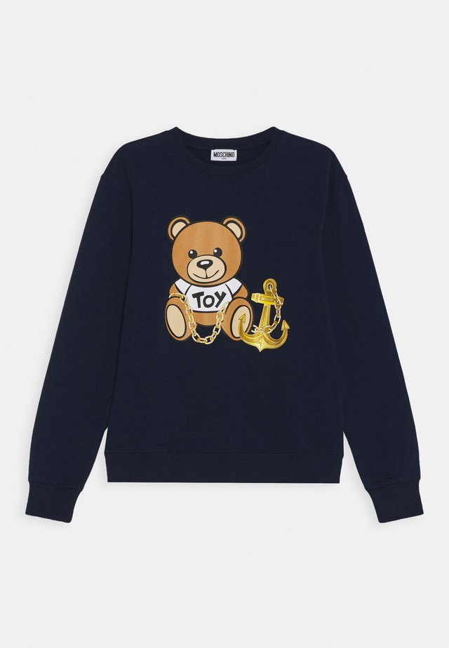 UNISEX - Sweater - navy blue