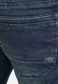 PME Legend - Slim fit jeans - blue-black denim - 3