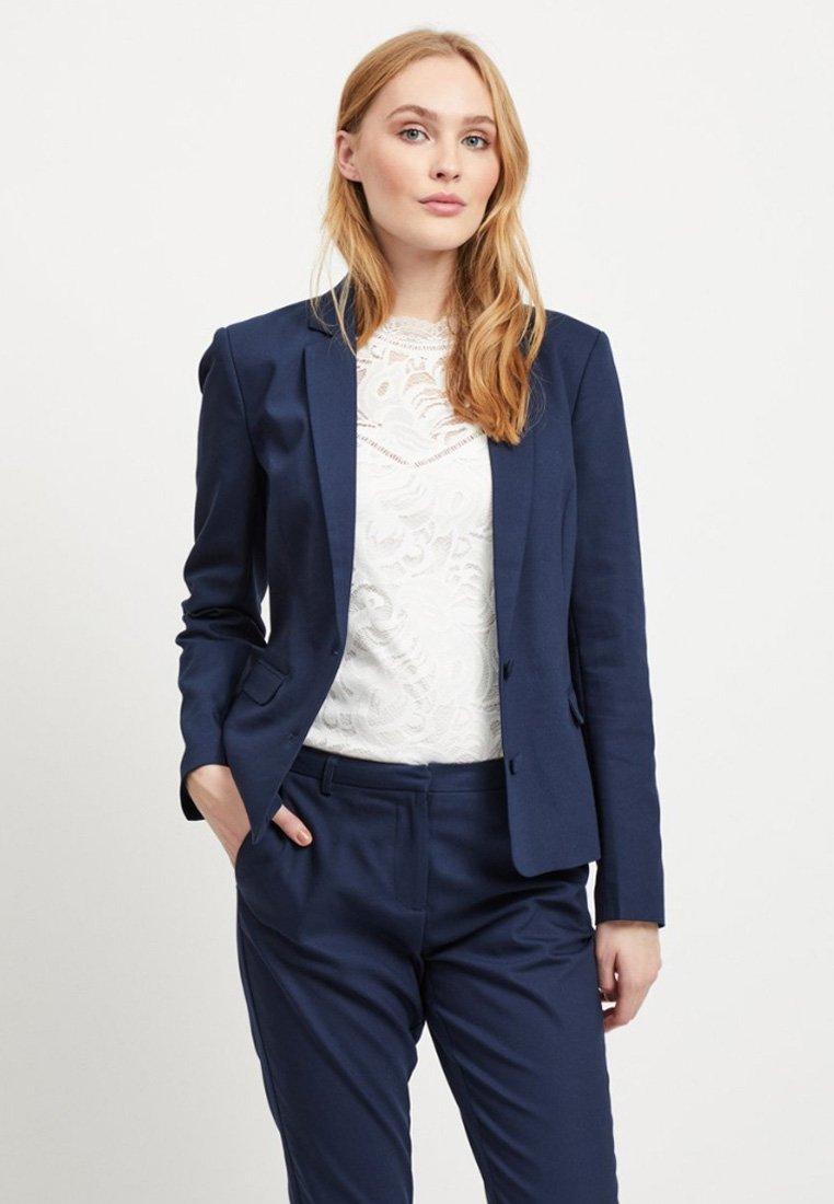 Vila - Blazer - navy blazer