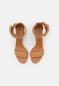 Casadei - Ankle cuff sandals - hanoi florence/natur - 4