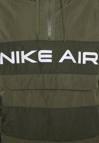 Nike Sportswear - AIR ANORAK - Windbreaker - medium olive/cargo khaki/(white) - 2
