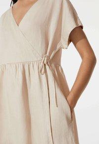 OYSHO - Day dress - beige - 3