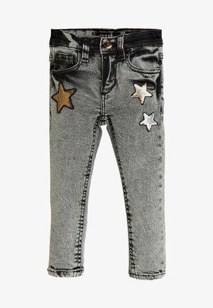 Jeans Skinny Fit - mehrfarbig grau