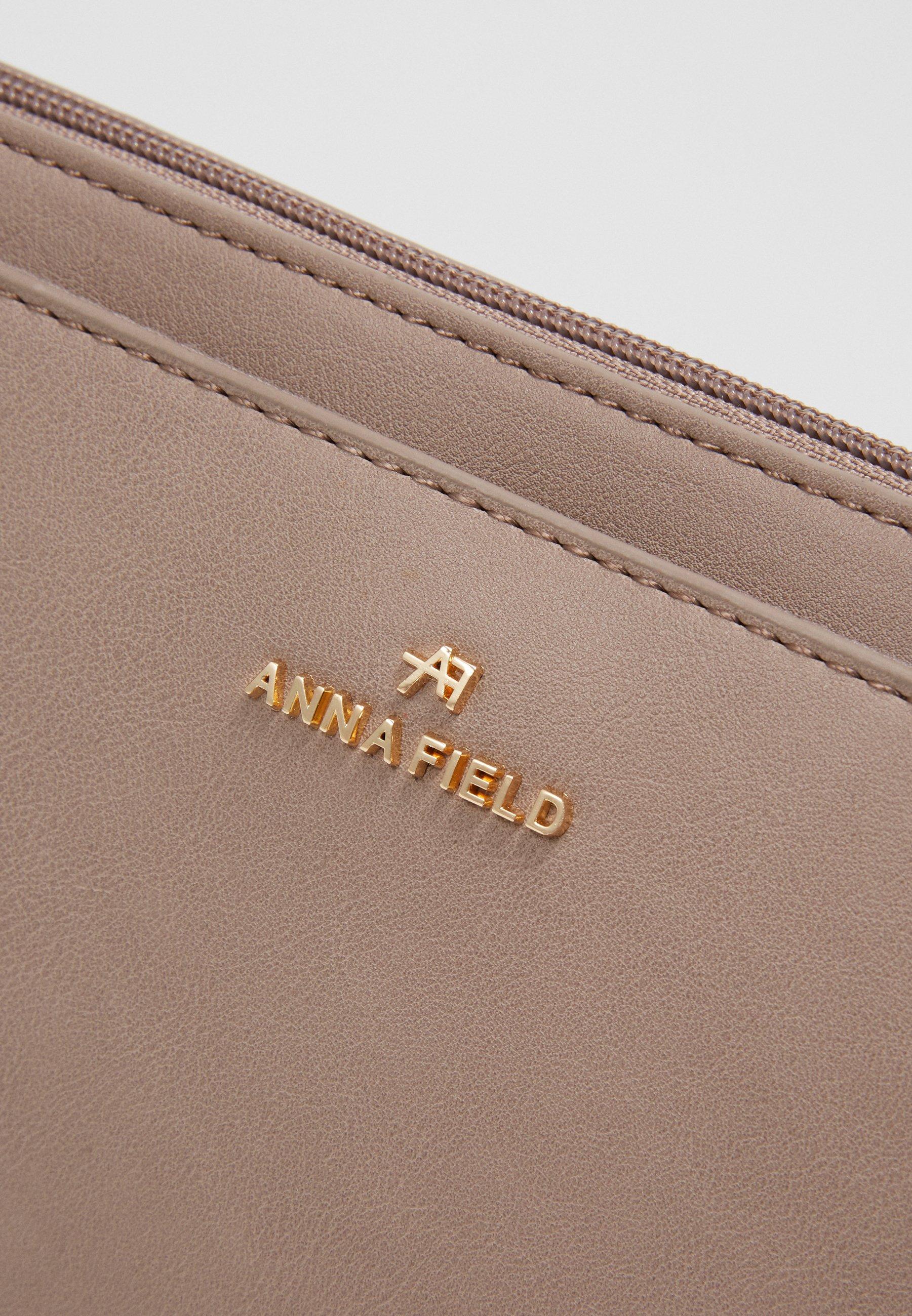 Anna Field Håndveske taupegråbrun Zalando.no