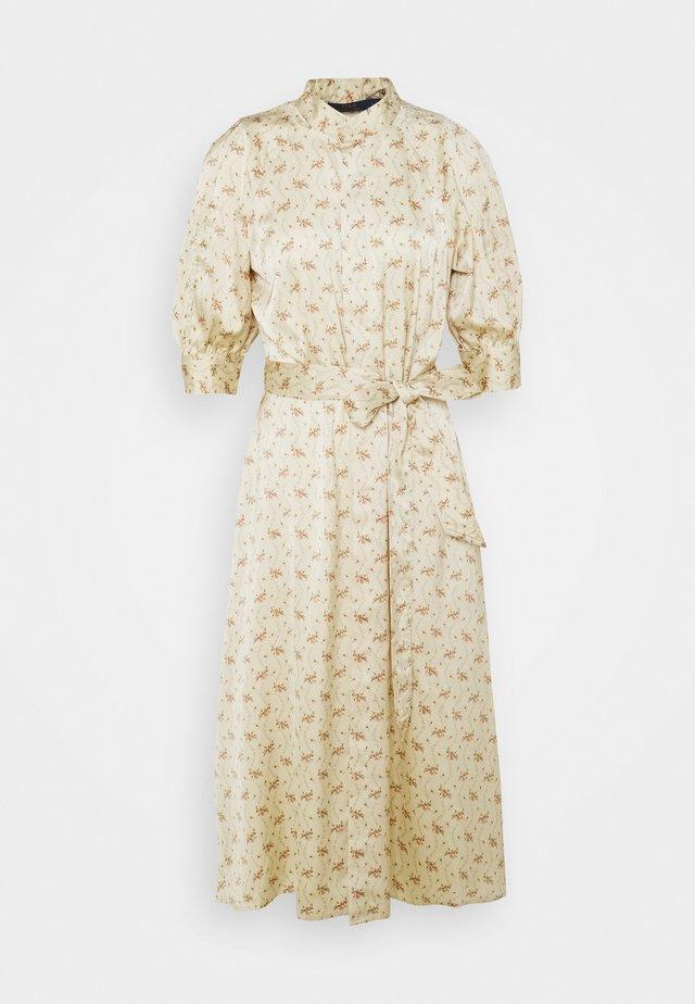 CICI CASUAL DRESS - Shirt dress - beige