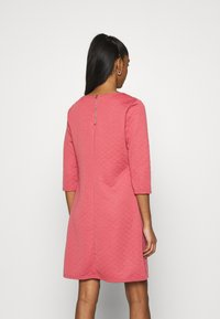 ONLY - ONLJOYCE 3/4 DRESS  - Jersey dress - baroque rose - 2