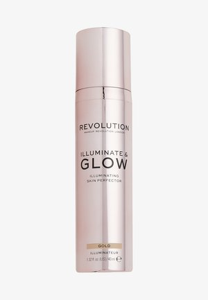 GLOW & ILLUMINATE - Highlighter - gold