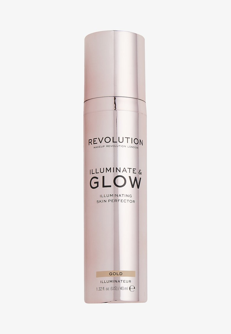 Make up Revolution - GLOW & ILLUMINATE - Highlighter - gold