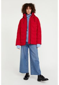 Finn Flare - Winter jacket - red - 1