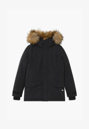STORROW - Winter jacket - black