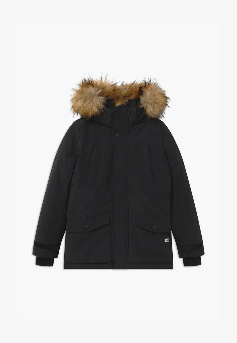 Cars Jeans - STORROW - Winter jacket - black