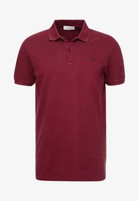 Scotch & Soda - CLASSIC GARMENT  - Poloshirt - bordeaux - 3