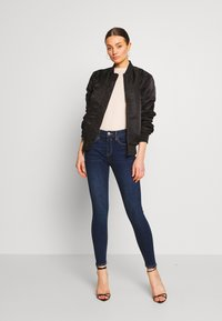 River Island - AMELIE - Jeans Skinny Fit - dark wash - 1