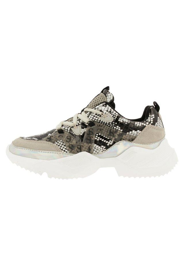 NIVA - Sneakers laag - mgry