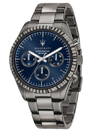 Chronograph watch - grau