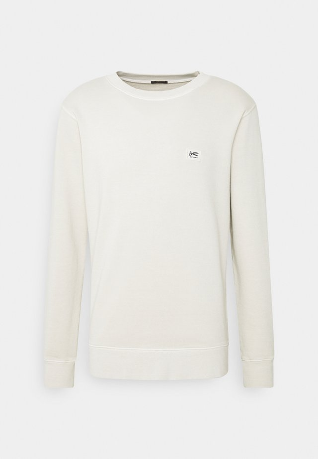 APPLIQUE - Sweater - seadpearl