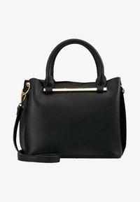 Dorothy Perkins - BAR MINI TOTE - Handbag - black - 5