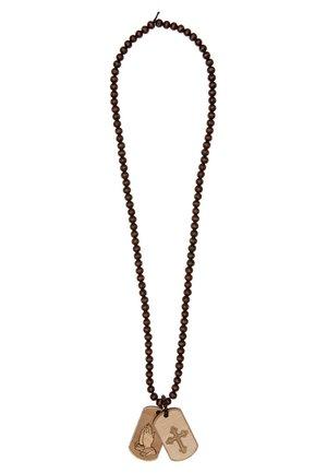 DICE - Necklace - wheat