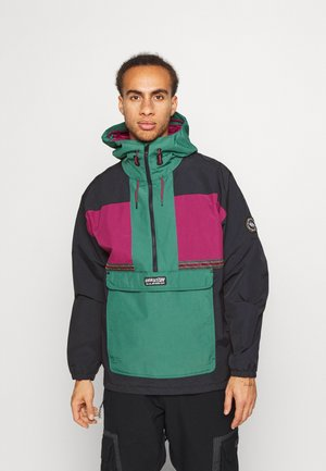 DOME - Veste de snowboard - antique green