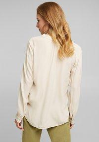 Esprit - Blouse - cream beige - 2