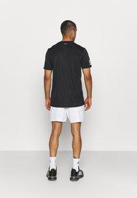 adidas Performance - ERGO SHORT - Träningsshorts - white/black - 2