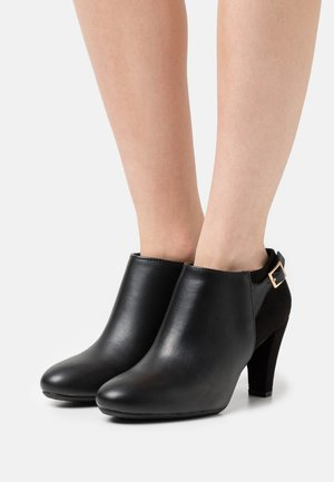BETTY - Ankelboots - black
