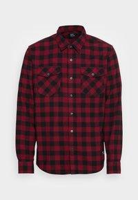 HARLEY  - Shirt - red check