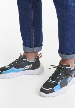 OCTN LOFI DNA  - Trainers - black-white-luminous blue