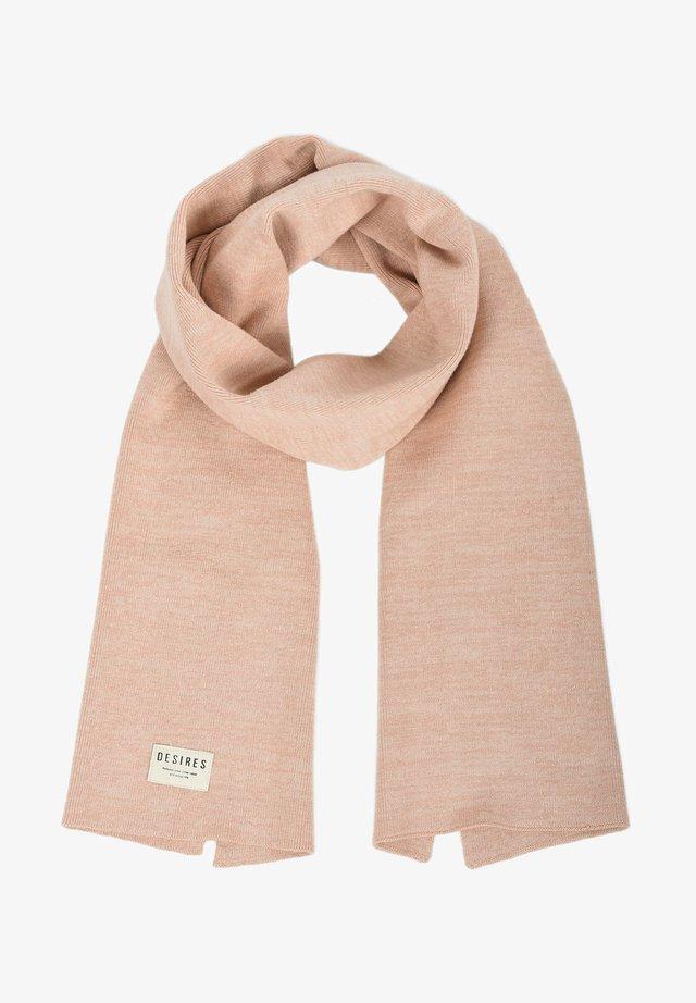 BIGGI - Scarf - light pink