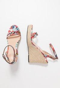 Even&Odd - Korolliset sandaalit - multicolor - 3