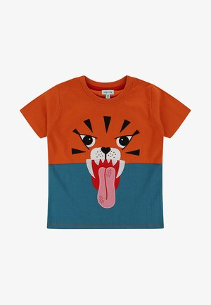 TIGER - Print T-shirt - multi