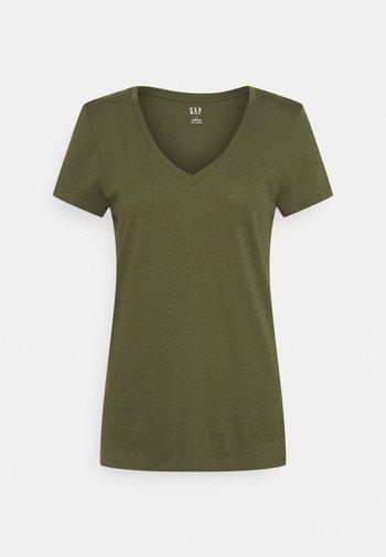 T-shirts - army jacket green