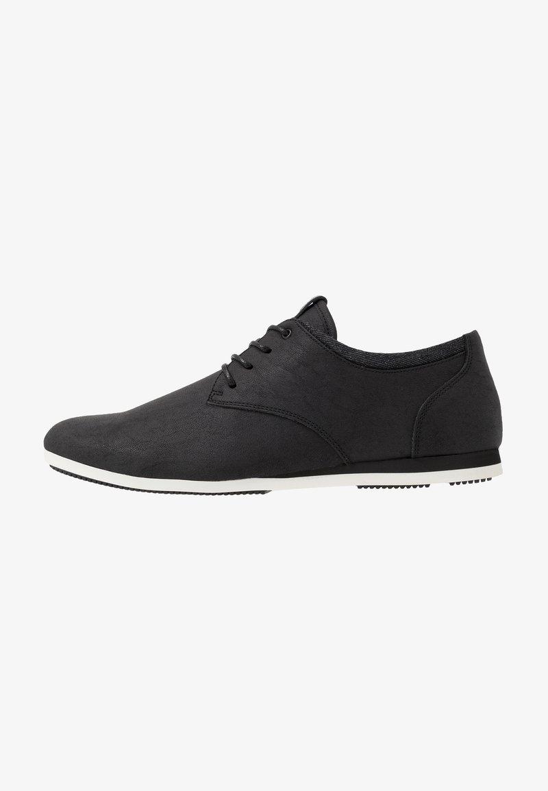ALDO - AAUWEN-R - Stringate sportive - black