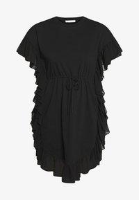 See by Chloé - Žerzejové šaty - black - 6