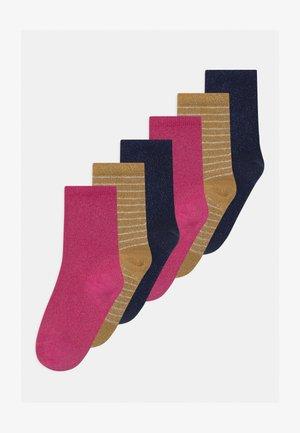 NKFVIREX 6 PACK - Socks - dark sapphire