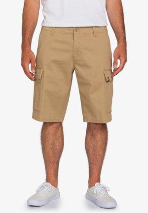 Shorts - desert khaki