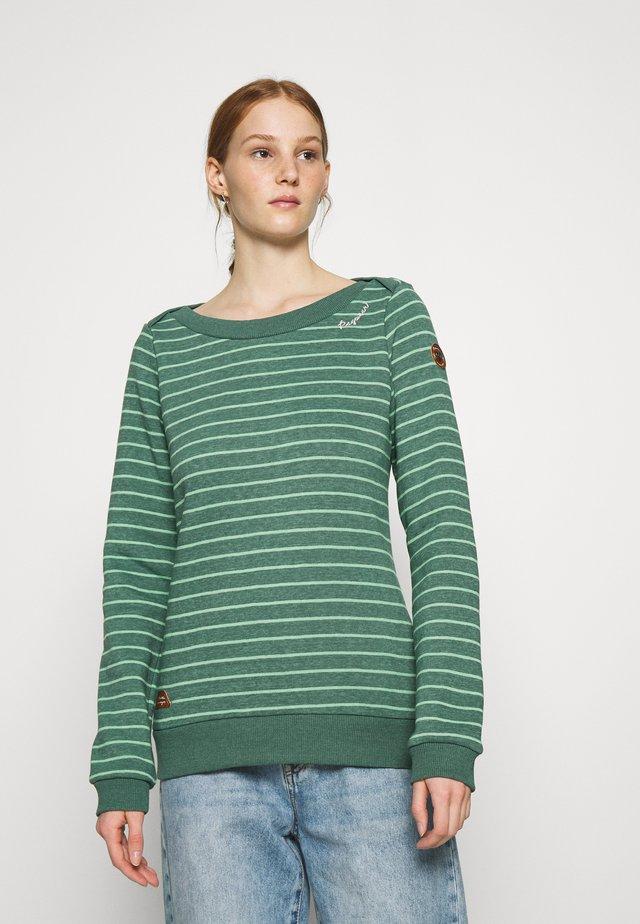 TASHI - Bluza - green