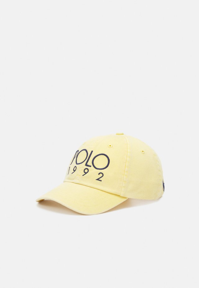 HAT UNISEX - Casquette - fall yellow