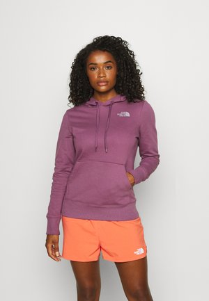 CLIMB HOODIE - Sweatshirt - pikes purple