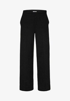 SLFTILDE - Trousers - black