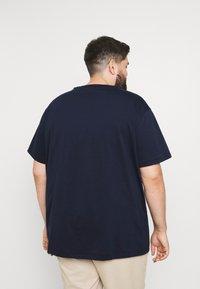 Polo Ralph Lauren Big & Tall - SHORT SLEEVE - Print T-shirt - newport navy - 2