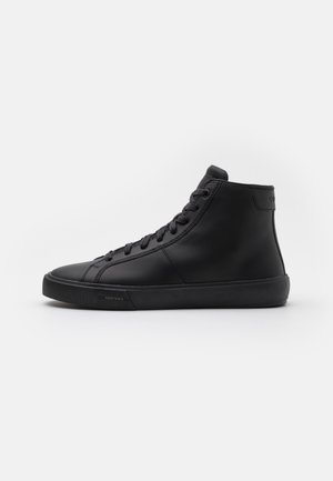 S-MYDORI MC - Sneakers hoog - black