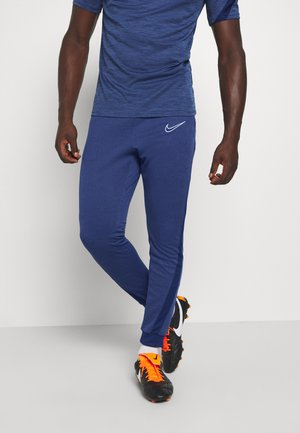 DRY ACADEMY - Trainingsbroek - blue void/heather/blue void/white