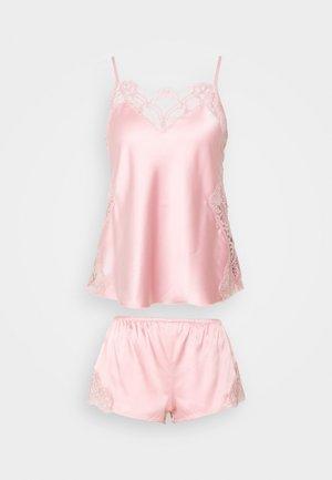 SET - Pyžamová sada - bark rose