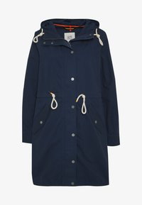 Q/S designed by - MANTEL - Parka - navy - 5