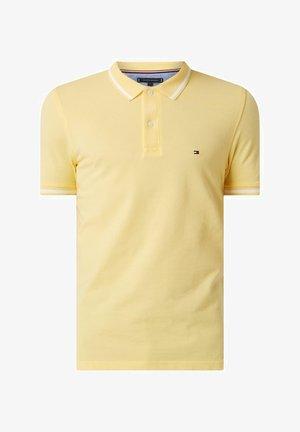 Polo shirt - zfb yellow