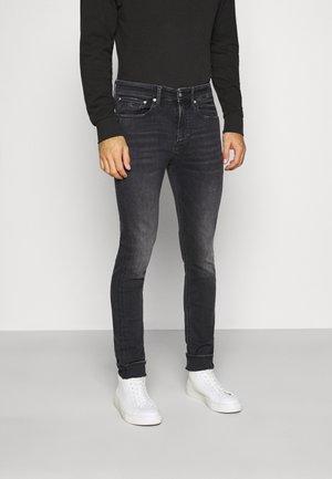 SKINNY - Skinny džíny - black